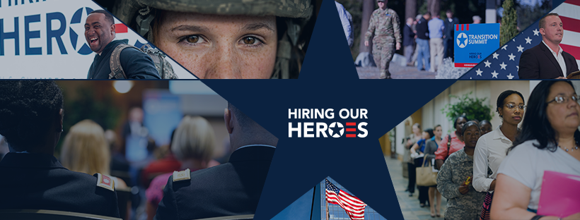 veterans from hiring our heroes