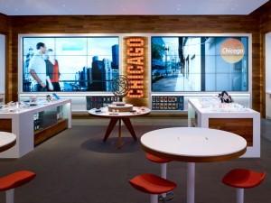 virtual store featuring digital items
