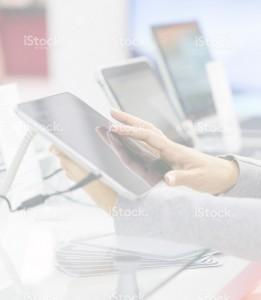 interactive smartphone