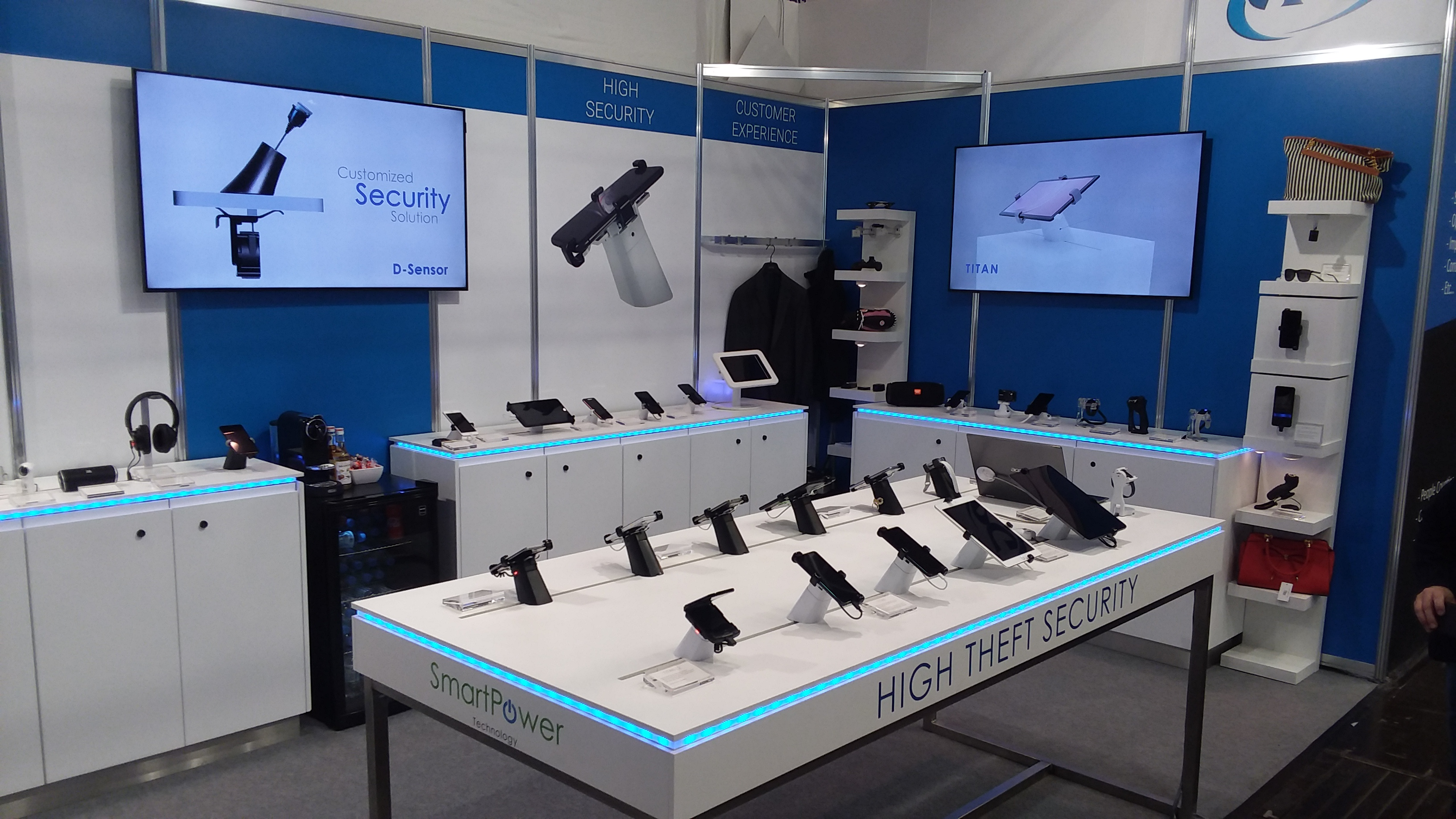 Security Solutions Featured at EuroShop