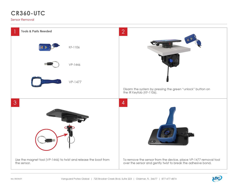 Verizon CR360-UTC - Step by Step 2