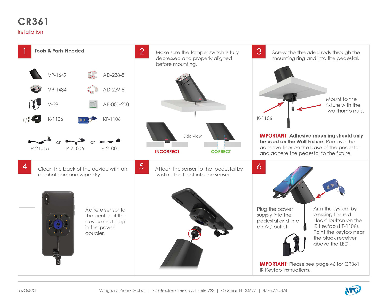 Verizon CR361 - Step by Step 1