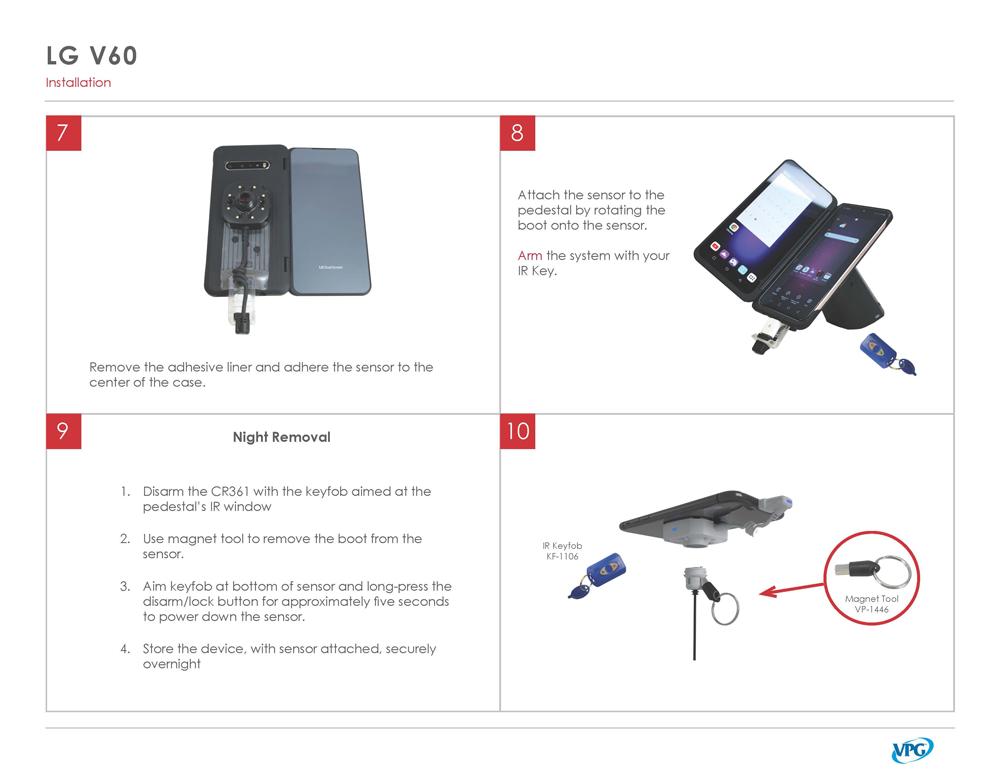 Verizon LG-V60 Step by Step 2