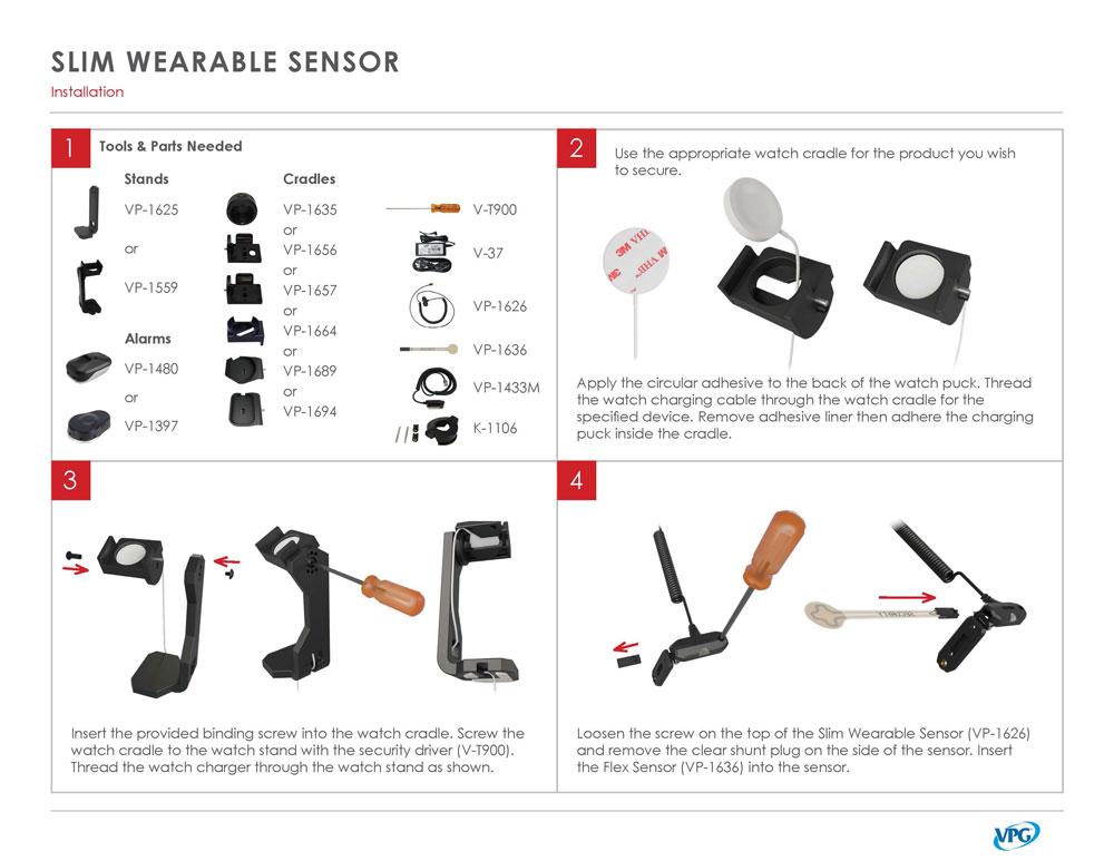 Verizon Slim Sensor - Step by Step 1
