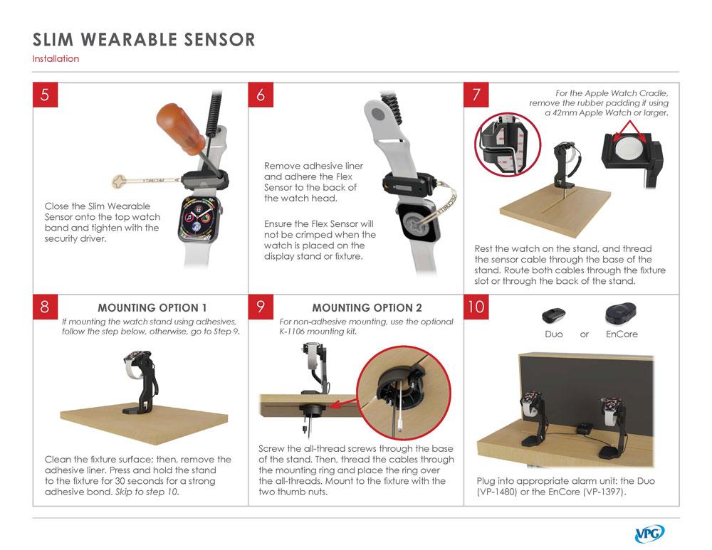 Verizon Slim Sensor - Step by Step 2