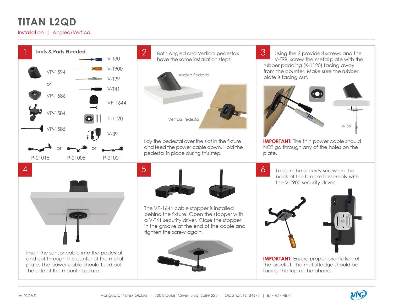 Verizon Titan L2QD - Step by Step 1