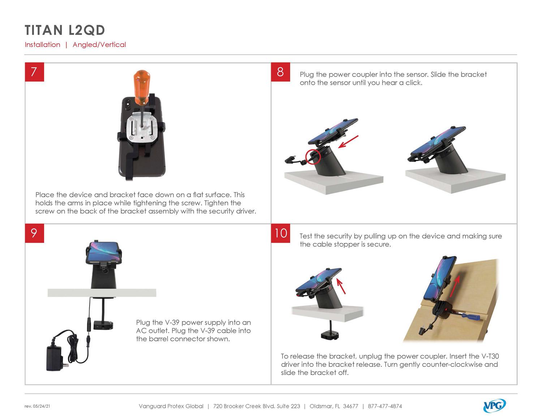 Verizon Titan L2QD - Step by Step 2
