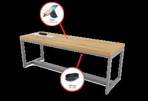 Verizon Experience Table