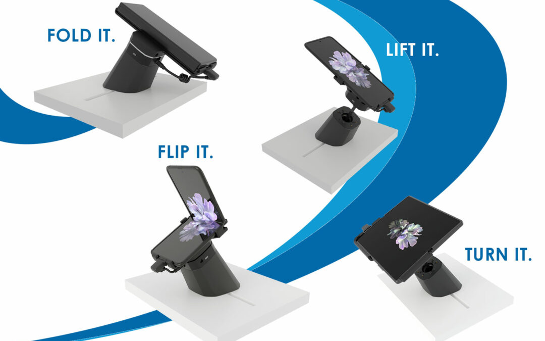 Experience the Samsung ZFlip & ZFold!