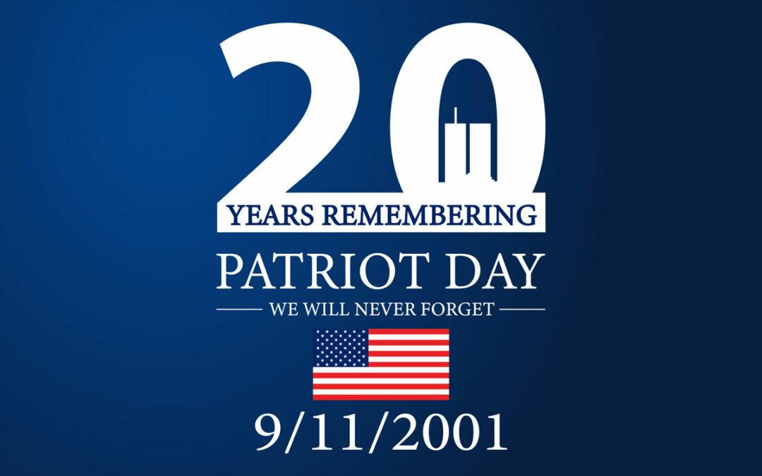 Remembering September 11