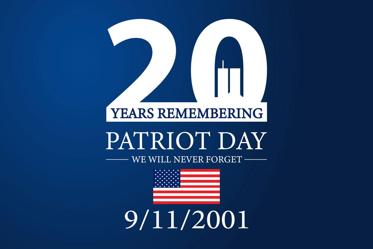 Remember September 11 - 20 years